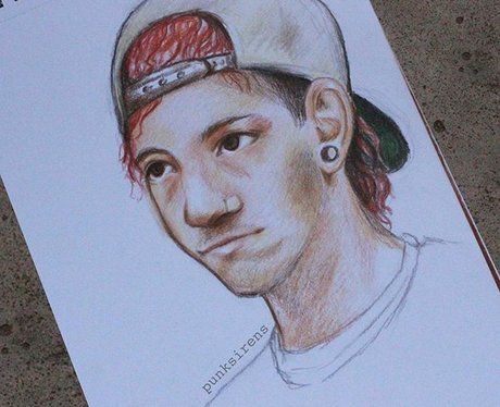 Josh Dun Drawing